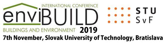 enviBUILD 2019 Buildings and Environment International Conference